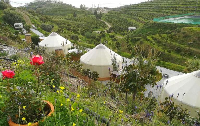 Yoga Urlaub - Malaga - Die wundervolle Landschaft Andalusiens genießen