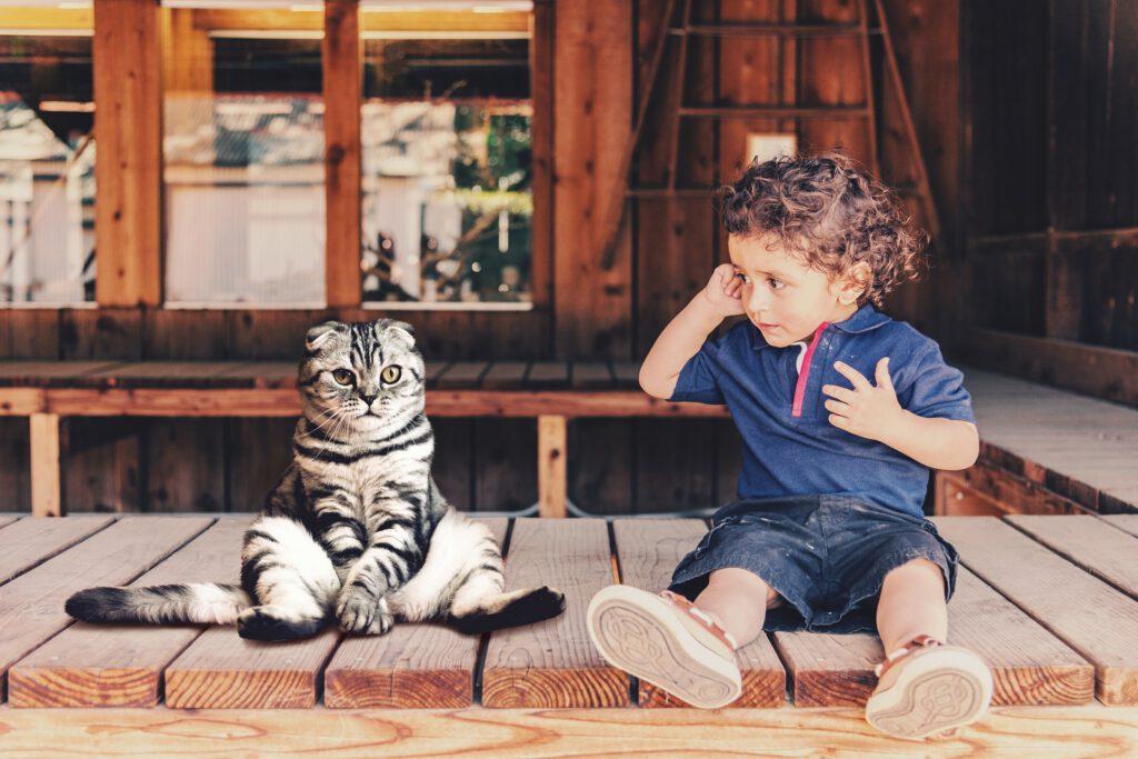 Mit Kindern entspannen