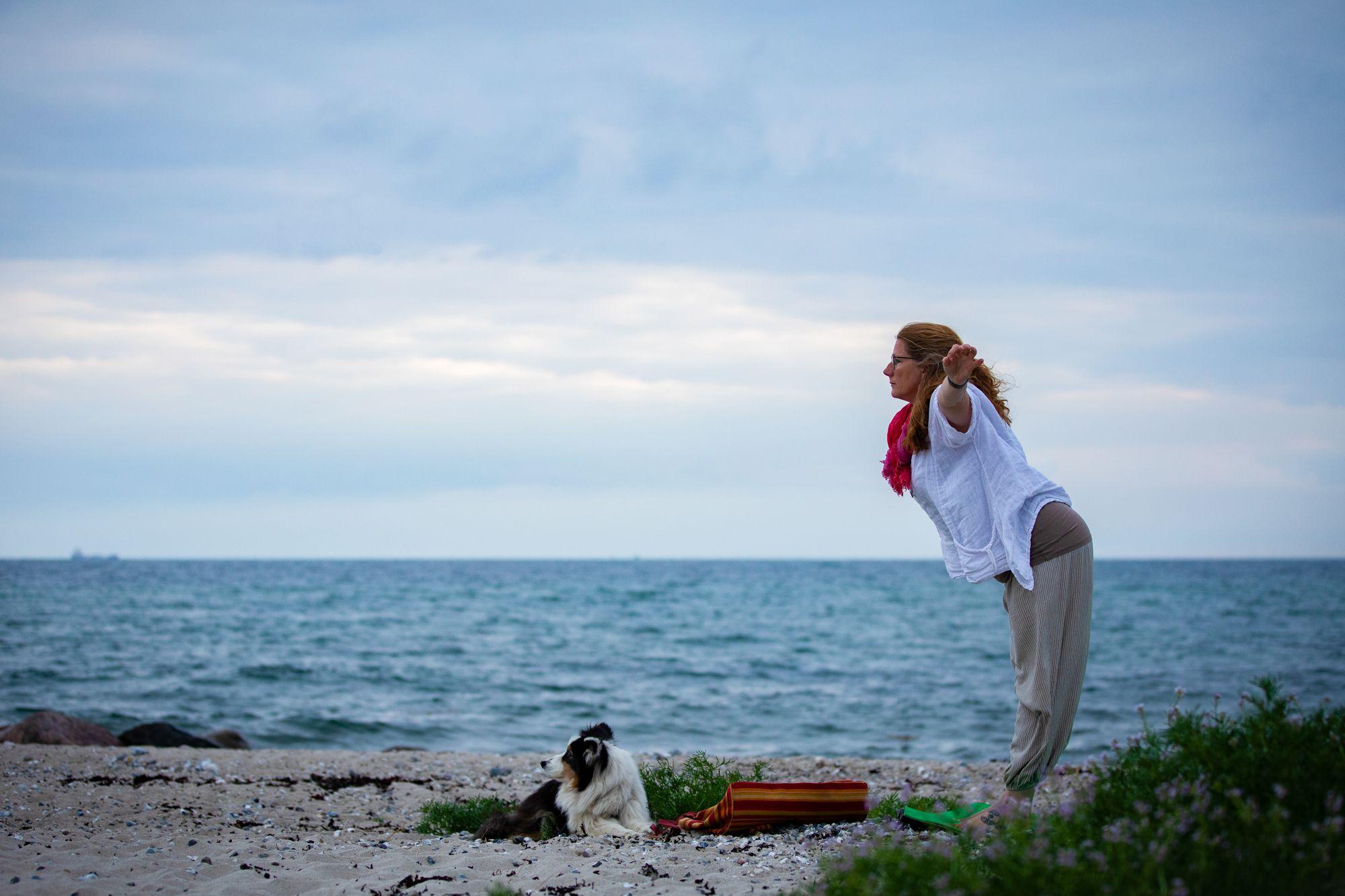 Haus der Ge(h)zeiten Anja Steinmetz Yoga im Wind
