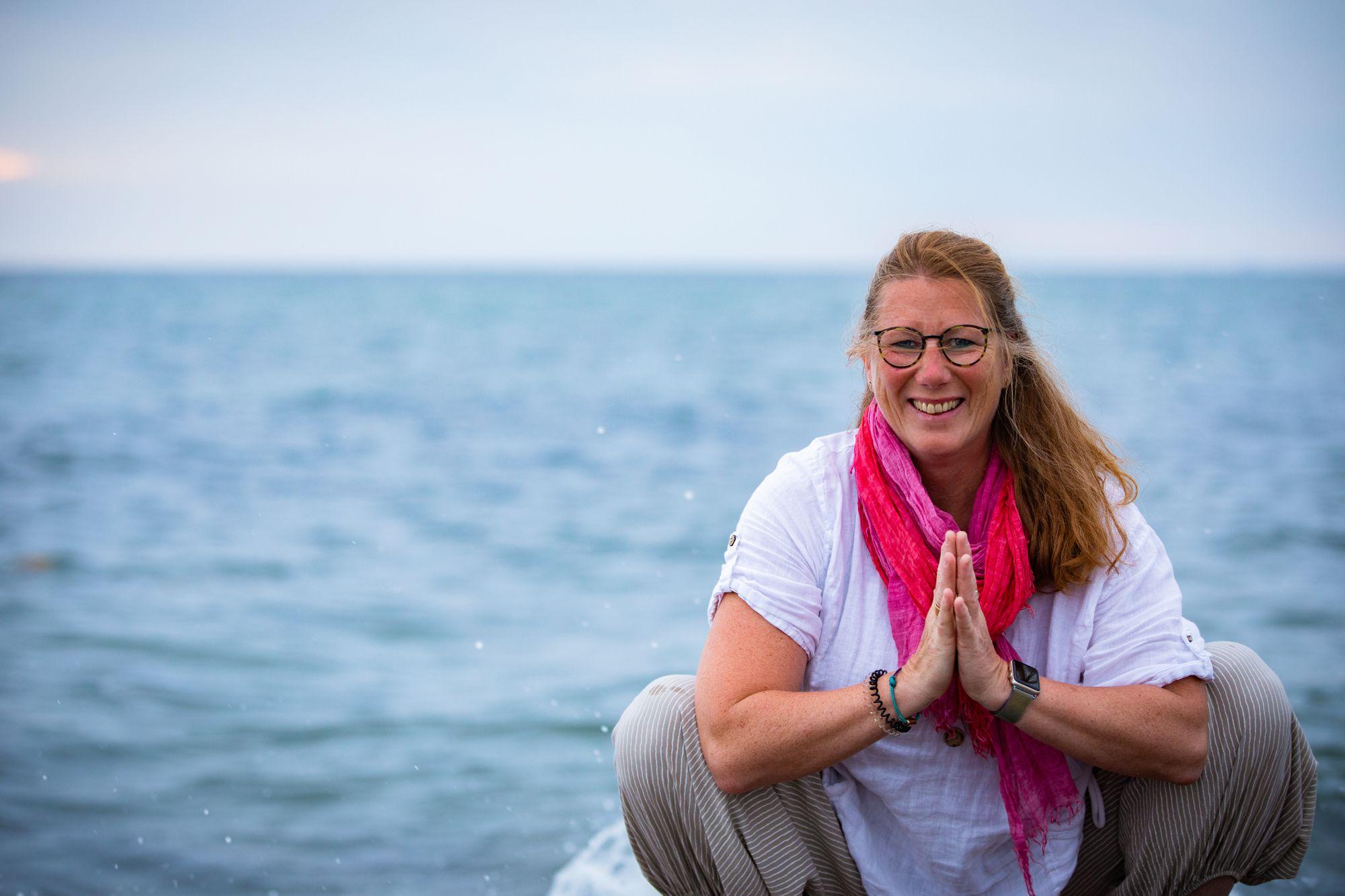 Haus der Ge(h)zeiten Anja Steinmetz am Meer